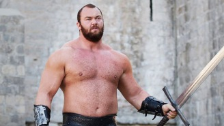 The Mountain From 'Game Of Thrones' Has Been Crowned The World's Strongest Man