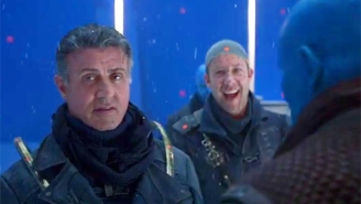The 'Guardians Of The Galaxy Vol. 2' Gag Reel Shows That All The Fun On-Screen Wasn't Just An Accident