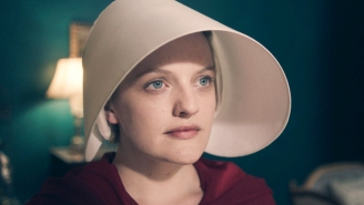 Elisabeth Moss Offers A Rare Public Response To A Fan Comparing Scientology To 'The Handmaid's Tale'