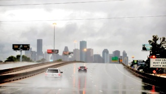 'Catastrophic' Harvey Flooding In Houston Prompts Over 1000 Rescues As Waters Continue To Rise