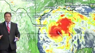 Hurricane Harvey's 'Astounding' Strength Will Bring 'Life-Threatening' Flooding To Texas And Louisiana