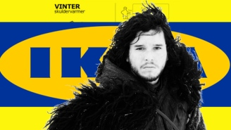 Here Are IKEA's Official Instructions For Making Your Own Night's Watch Cloak