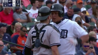 Miguel Cabrera Sparked A Legitimate Baseball Fight Between The Yankees And Tigers