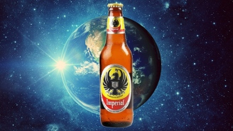 "Costa Rica's Imperial Silver Is the World's First 'Water Positive"" Beer"