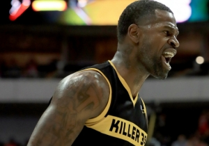 Charles Oakley And Stephen Jackson Had Another Expletive-Filled BIG3 Argument