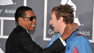 Jay-Z Says 'Genius' Chris Martin Will Be Remembered As 'A Modern Day Shakespeare'