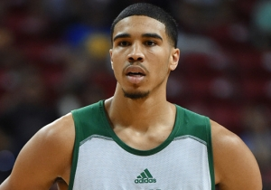 Jayson Tatum Confirms That The Celtics Would've Taken Him With The No. 1 Pick