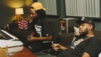 Jazz Cartier Links Up With Mike Will Made-It To 'Make A Mess' With Red Bull Sound Select