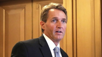 GOP Senator Jeff Flake Pens A Scorching Op-Ed Blasting His Party For Essentially Selling Its Soul For Trump