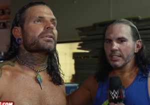 The Hardy Boyz Didn't Appear On WWE's Canadian Tour For A Very Specific Reason