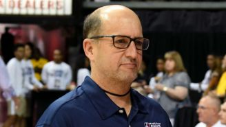 Jeff Van Gundy Said He 'Better Get His 'Sh-t Together' To Coach Team USA