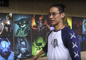 Jeremy Lin Shows His Love Of DOTA 2 In The Finale Of TBS' Esports Miniseries