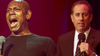 Jerry Seinfeld Surprised Dave Chappelle's Radio City Crowd With A Sharp Stand-Up Set