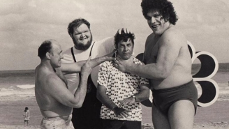 Jerry Lewis Once Wrestled With Andre The Giant And Was Afraid Of Hulk Hogan
