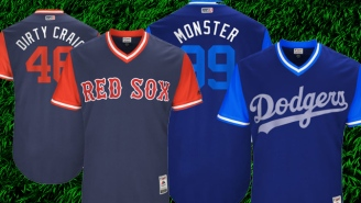 Ranking The Player's Weekend MLB Jersey Nicknames