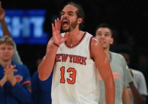Joakim Noah Insists Phil Jackson Isn't To Blame For The Knicks' Failures