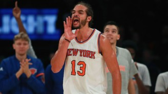 Joakim Noah Insists Phil Jackson Isn't To Blame For The Knicks' Failures