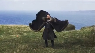 Emilia Clarke Filmed All The Proof She Needs That Jon Snow Is A Targaryen