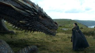 That 'Game Of Thrones' Dragon Twist Could Turn Out Okay For The Living