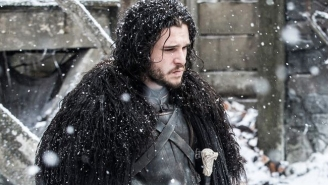 'Game Of Thrones' Might Spend A Lot On Dragons, But It's Dressing The Night's Watch In IKEA Rugs
