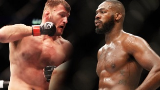 Dana White Was Considering Jon Jones Versus Stipe Miocic For The UFC Heavyweight Belt Before His Failed Drug Test