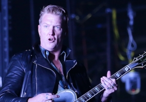 Josh Homme Unleashed An Expletive-Laden Rant About Robin Thicke's Impact On Copyright Law