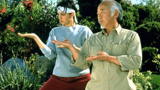 Daniel And Johnny Will Square Off Again In 'The Karate Kid' TV Series