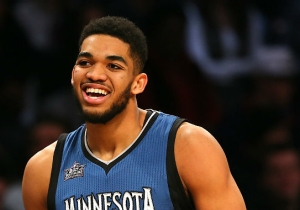 Karl-Anthony Towns Wrote About Racism, Trump And Philando Castile In 'The Players' Tribune'