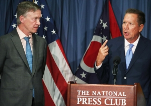 Report: John Kasich Is Considering A 2020 Independent Presidential Bid Under A 'Unity' Ticket