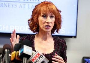 A CEO Who Unleashed A Profanity-Filled Rant At Kathy Griffin Will Have His Year-End Bonus Cut