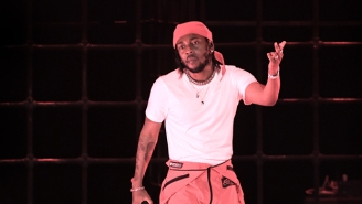 Kendrick Lamar's Rapping Is Almost Perfect — There's Just One Annoying Thing