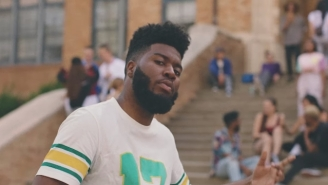 Khalid's 'Young Dumb & Broke' Video Proves Exactly Why He's Resonating With Kids In 2017