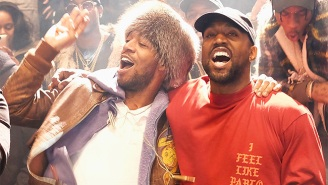 Kanye West And Kid Cudi's First Performance As Kids See Ghosts Is Set For The Camp Flog Gnaw Festival