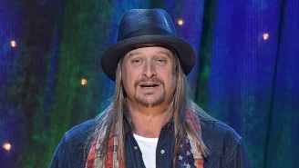 A Major GOP Super PAC Is Backing Kid Rock's Senate Run In Michigan: 'Kid, We Hope You Run'