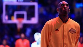 One Former NBA Player Shared A Story About Kobe Bryant's Insane Work Ethic