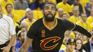 The Cavs Are Still Holding Out Hope They Can Keep Kyrie Irving And 'Smooth It Out'