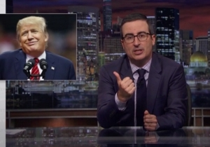 John Oliver Minces No Words In Slamming Trump's Tepid Response To Charlottesville