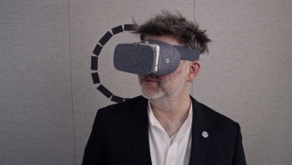LCD Soundsystem's Colorful 'Dance Tonite' Virtual Reality Video Is A Collaborative Dance Party