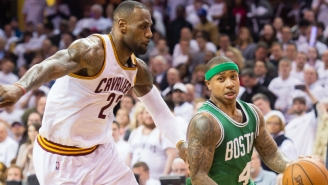 LeBron, Ray Allen, Chris Paul, And Caron Butler Were All Unhappy At How The Celtics Treated Isaiah Thomas