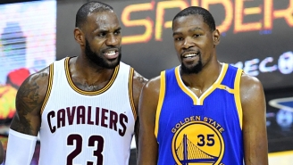 We Drafted The 2017 All-Star Game With LeBron James And Kevin Durant As Team Captains