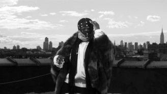 Leikeli47's Warlike 'OMC' Video Features A Glimpse Of What's Under Her Trademark Mask
