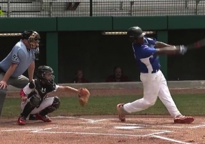 This Little Leaguer Hit One Of The Most Impressive Home Runs You'll Ever See