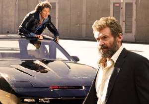 'Logan' Has Inspired David Hasselhoff To Push For A Gritty Return To 'Knight Rider'