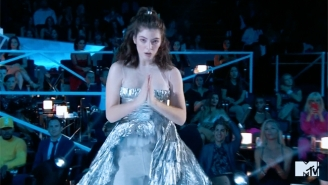 Lorde's Jubilant Interpretive Dance For 'Homemade Dynamite' At The 2017 VMAs Was Fantastic