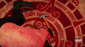 The Over/Under On Lucha Underground Season 3 Episode 33: Hammer Time