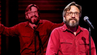 Marc Maron On His New Netflix Special And Why He Doesn't Want To Say The President's Name