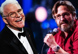 Comedy Now: Marc Maron Will Get Real On Netflix And Steve Martin Makes A Music Video