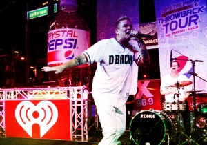 Mark McGrath And Crystal Pepsi Brought The '90s Back For A Glorious Night In Phoenix