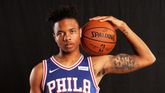 Markelle Fultz's Agent Clarified That He Never Had Fluid Drained From His Shoulder