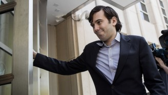 Martin Shkreli Played The $2 Million Wu-Tang Clan Album While Talking About His Criminal Conviction